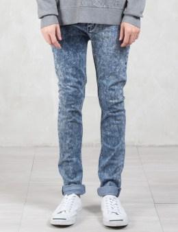 Cheap Monday Tie Dye Tight Jeans Picture