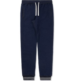 DELUXE Navy Night and Day Pants Picture