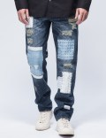 PUBLISH Snyder Patch Jeans Picutre