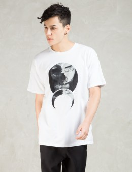 Black Scale White Fear Of Life T-shirt Picture
