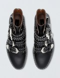 Andersson Bell Rock Studded Buckle Boots
