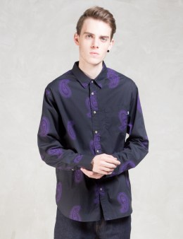 Stussy Big Paisley Shirt Picture