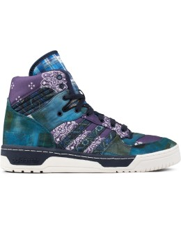 adidas Originals Adidas Originals X The Fourness X Whiz Rivalry Hi Picture