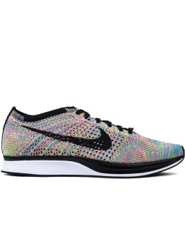 "NIKE Nike Flyknit Racer ""Multicolor 3.0"" Picture"