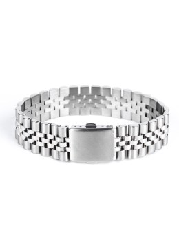 Mister Sliver Chrome Band Bracelet Picture