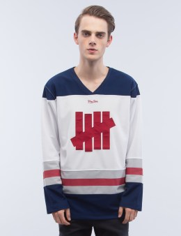 UNDEFEATED Shultz L/S Jersey T-Shirt Picture