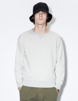 DELUXE Grey Vanilla Sweater Picture