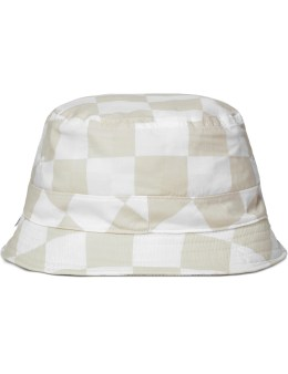 Head Porter Plus White Checker Hat Picture
