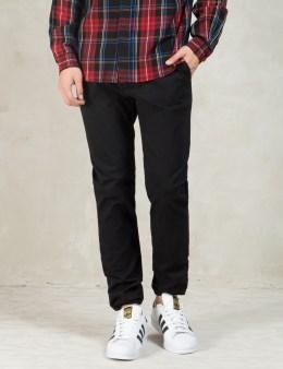 GRAND SCHEME Black Adapt Pants Picture