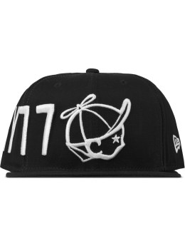 Play Cloths Black Halo Snapback Picture