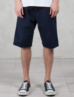 Carhartt WORK IN PROGRESS Rinsed Ruck Single Knee Shorts Picture