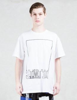 KTZ Mirror Line Plastisol Printed S/S T-Shirt Picture