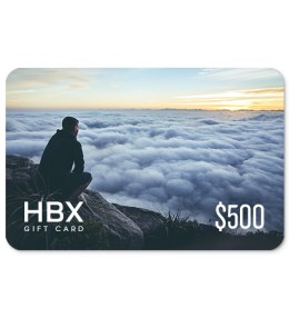 HBX Gift Card $500 Picture