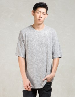 STAMPD Grey S/S Covet T-Shirt Picture