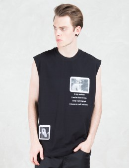 MISBHV Back Logo Print And Patches Tank Top Picture