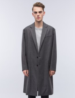MARNI Soft Wool Felt Coat Picture