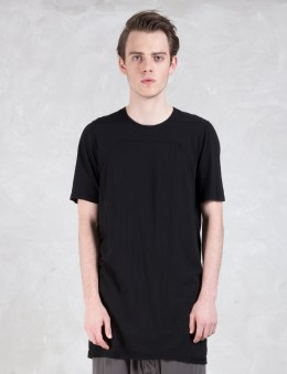 Rick Owens Drkshdw Seam Detail S/S T-Shirt Picture