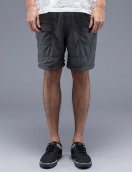 snow peak Grey Flexible Insulated Shorts Picture