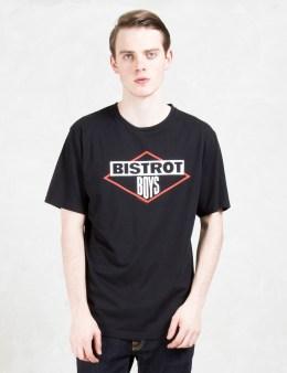 QHUIT Bistrot Boys S/S T-shirt Picture