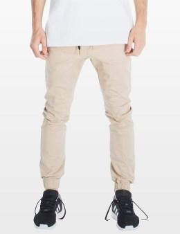 ZANEROBE Tan Sureshot Pants Picture