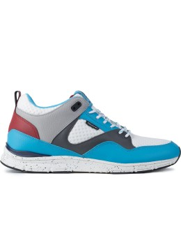 GOURMET Cyan/Tangerine The 35 Lite BK Shoes Picture