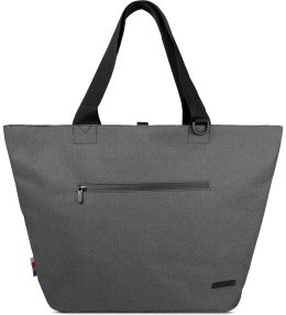LEXDRAY Grey Cape Town Reversible Tote Bag Picture