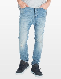 ZANEROBE Blow-out Blue Low Blow Jeans Picture