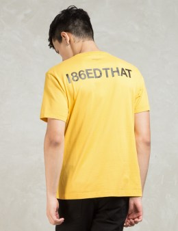 PHENOMENON Yellow S/S 86ed T-Shirt Picture