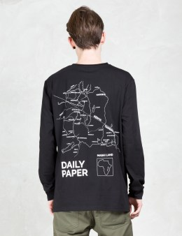 Daily Paper 1930 Masaï Land L/S T-shirt Picture