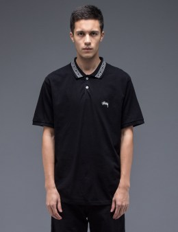 Stussy Spiral Collar Polo Picture