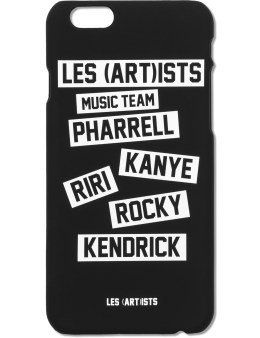 LES (ART)ISTS Music Team Iphone6 Case Picture