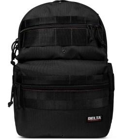 DELTA MILSPEC Black Assault Pack Picture