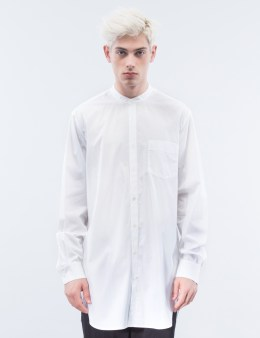 3.1 Phillip Lim Raw Edge Tunic L/S Shirt Picture