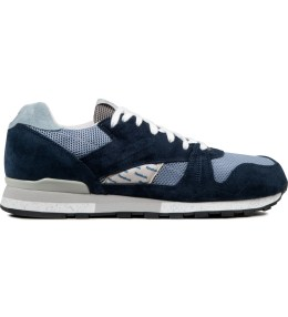Reebok Garbstore x Reebok Navy/Purple Shadow Phase II Shoes Picture