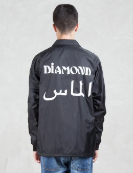 Diamond Supply Co. Arabic Coach Jacket Picture
