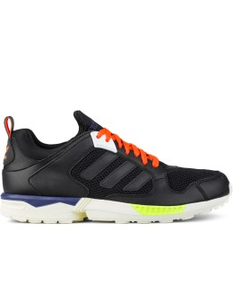 adidas Originals Core Black/core Black/solar Red ZX 5000 Rspn Sneakers Picture