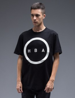 Hood By Air. Black Orgy T-Shirt Picture