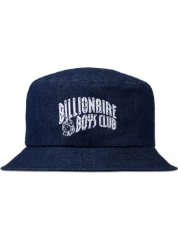 Billionaire Boys Club Arch Logo Denim Bucket Hat Picture
