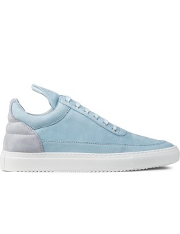 Filling Pieces Two Tones Low Top Sneakers Picture