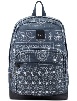 HUF Navy Badana Utility Backpack Picture