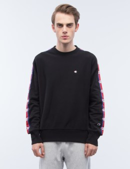 Champion Reverse Weave Side Logo Sweatshirt Picture