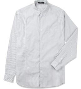 JohnUNDERCOVER Grey JUN4402 Shirt Picture