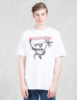 Us Versus Them Nosotros T-Shirt Picture