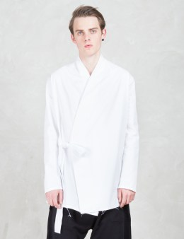Damir Doma Jahi Tunic Wrap Jacket Picture