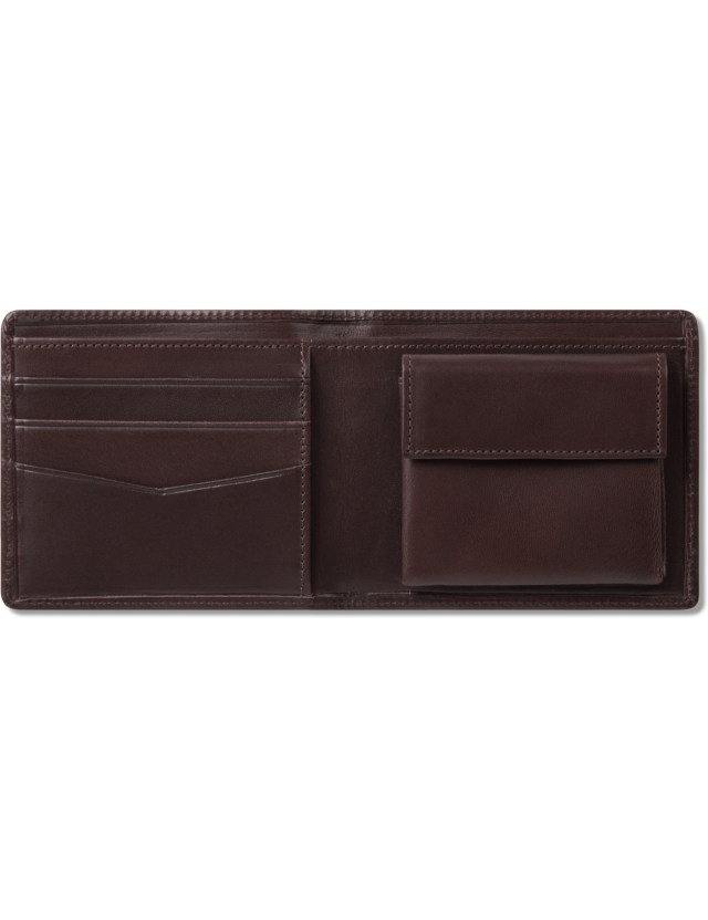 A p c bordeaux porte monnaie london wallet hbx for Porte 15 bordeaux
