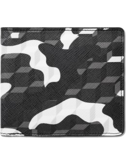 PIERRE HARDY Camo Cube Wallet Picture