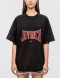 JOYRICH Logo Embroidered Oversize T-Shirt Picture