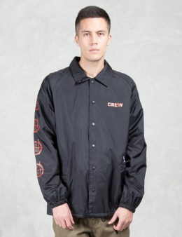 HUF Huf x 420 Vulture Coach Jacket Picture