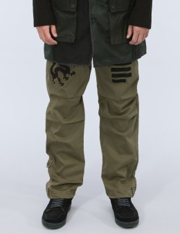 maharishi Zoku Embroidered Snopants Picture