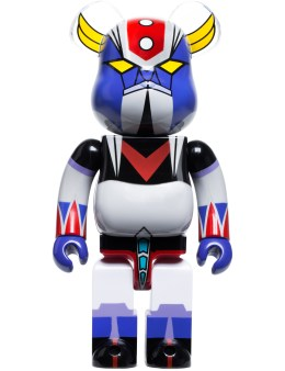 Medicom Toy 400% Grendizer Be@rbrick Picture